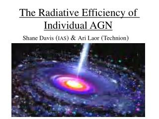 The Radiative Efficiency of Individual AGN