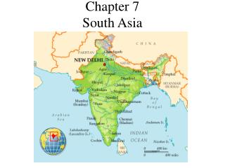 Chapter 7 South Asia