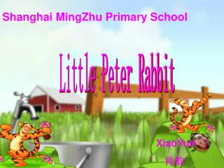 Shanghai MingZhu Primary School