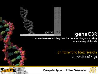 geneCBR a case-base reasoning tool for cancer diagnosis using microarray datasets