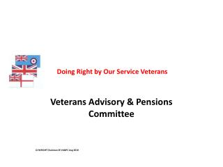 Doing Right by Our Service Veterans