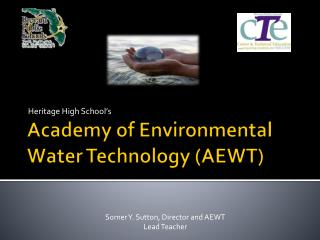 Academy of Environmental Water Technology (AEWT)