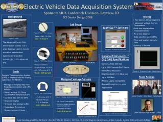 Electric Vehicle Data Acquisition System
