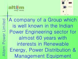 Altem Power Limited