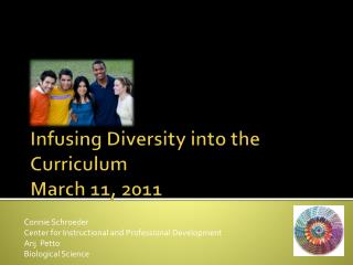 Infusing Diversity into the Curriculum March 11, 2011