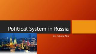 Political System in Russia