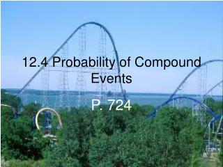 12.4 Probability of Compound Events