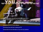 YNKyour library