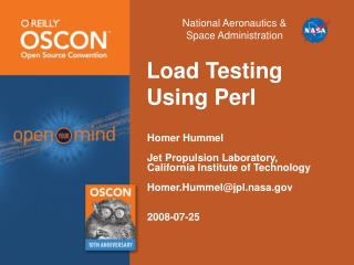 Load Testing  Using Perl