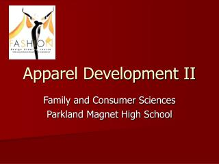 Apparel Development II