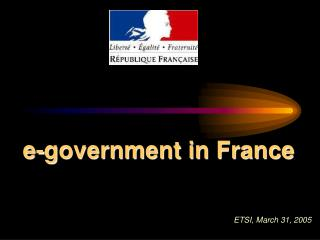 e-government in France