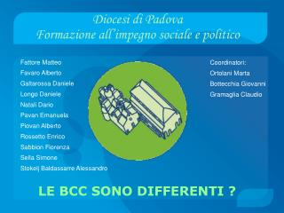 LE BCC SONO DIFFERENTI ?
