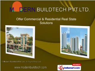 Modern BuildTech PVT Ltd