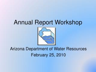 Annual Report Workshop