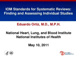 Implementation of the NIH Guidelines