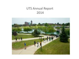 UTS Annual Report  2014