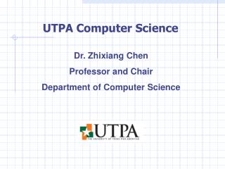 UTPA Computer Science