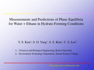 Measurements and Predictions of Phase Equilibria for Water + Ethane in Hydrate-Forming Conditions