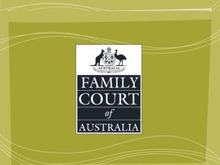 The Role of Family Consultants in the Family Court- A Guide for the Effective Solicitor