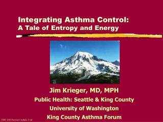 Integrating Asthma Control: A Tale of Entropy and Energy