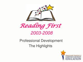 Reading First 2003-2008