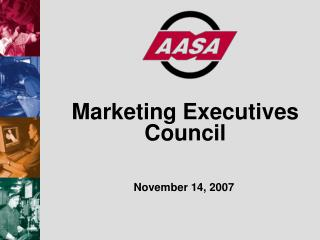 Marketing Executives Council