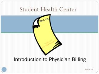 Introduction to Physician Billing