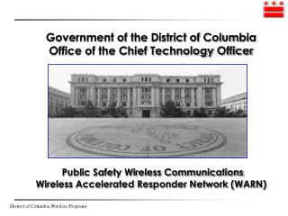 DC Wireless PS Communications