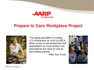 Prepare to Care Workplace Project