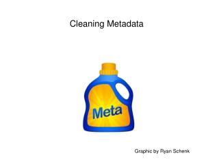 Cleaning Metadata