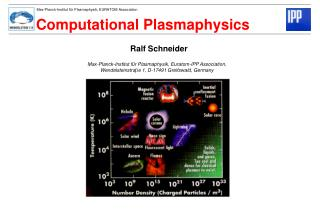 Max-Planck-Institut für Plasmaphysik, EURATOM Association