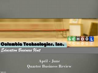 Columbia Technologies, Inc.