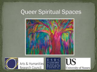 Queer Spiritual Spaces