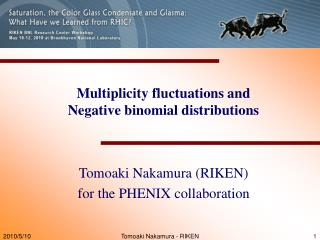 Multiplicity fluctuations and Negative binomial distributions