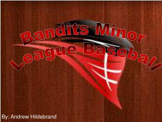 Bandits Minor  League Baseball