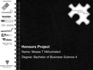 Honours Project