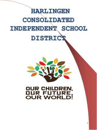 HARLINGEN CONSOLIDATED INDEPENDENT SCHOOL DISTRICT
