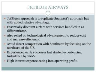 jetblue airways ipo valuation case analysis