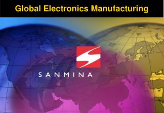 Global Electronics Manufacturing