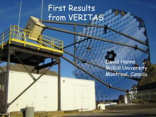 First Results  from VERITAS