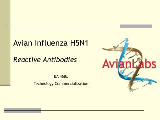 Avian Influenza H5N1 Reactive Antibodies
