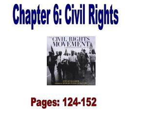 Chapter 6: Civil Rights