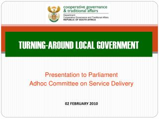 TURNING-AROUND LOCAL GOVERNMENT