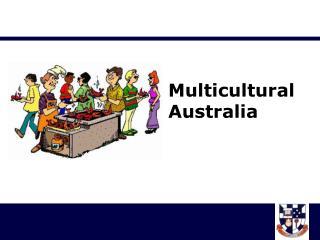 Multicultural Australia