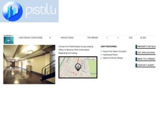 Pistilli Realty Group - 1500 Grand Concourse