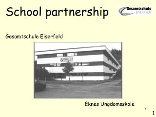 School partnership
