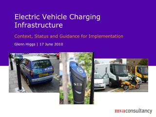 Electric Vehicle Charging Infrastructure