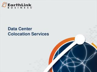 Data Center Colocation Services
