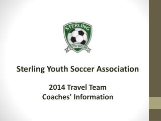 Sterling Youth Soccer Association
