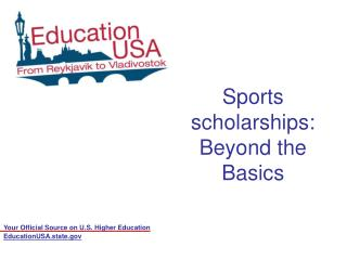 Sports scholarships: Beyond the Basics